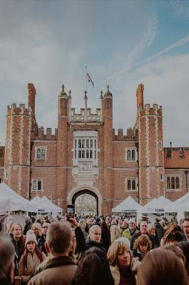 Hampton Court Palace Artisan Festival