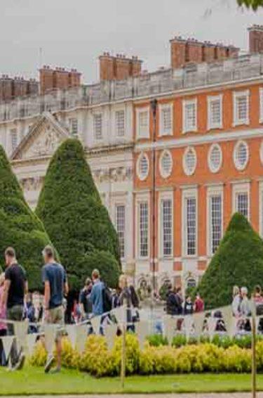 Hampton Court Palace Food Festival