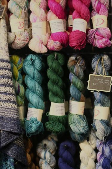 Knitting & Stitching Show London